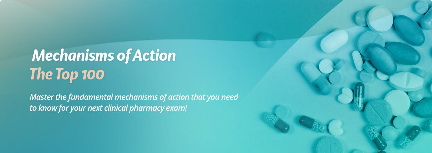 mechanisms of action list