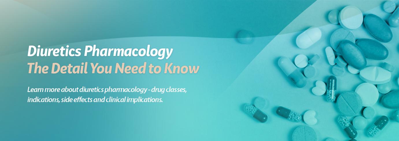 diuretics pharmacology
