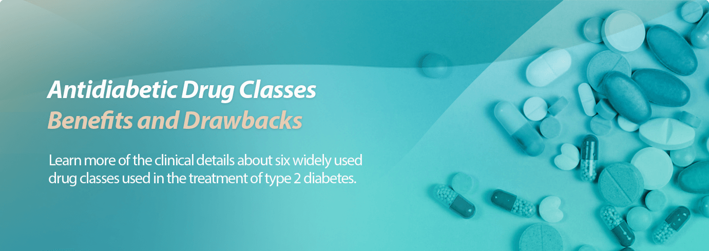 antidiabetic drug classes
